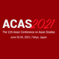 The Asian Conference on Asian Studies (ACAS)